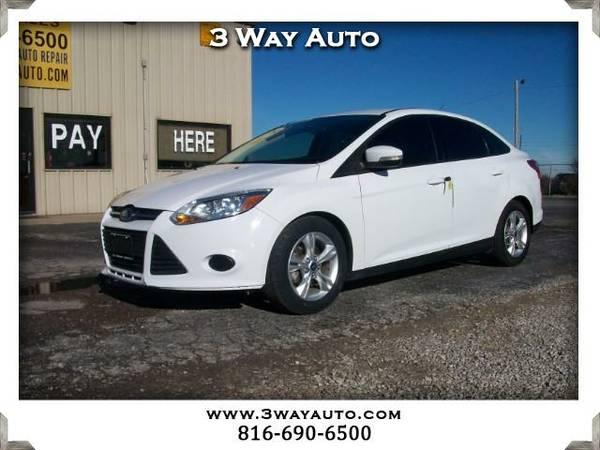 2013 Focus as low as $2k down and $81 a week! NO CREDIT CHECK FINANCE