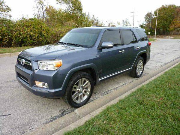 2011 *Toyota* *4Runner* Limited AWD 4dr SUV - Pre-Owned Promise INCLUD
