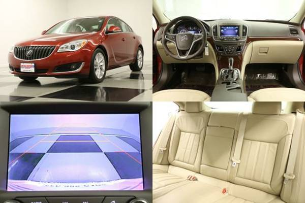*LUXURY REGAL w HEATED LEATHER*2014 Buick*ONLY 6k MILES-BLUETOOTH*
