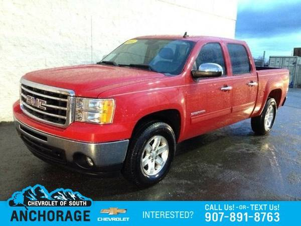 2012 GMC Sierra 1500 SLE (You Save $534 Below KBB Retail)