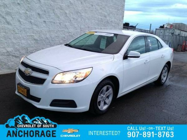 2013 Chevrolet Malibu LT (You Save $385 Below KBB Retail)