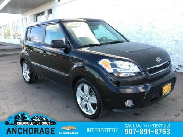 2011 Kia Soul (You Save $329 Below KBB Retail)