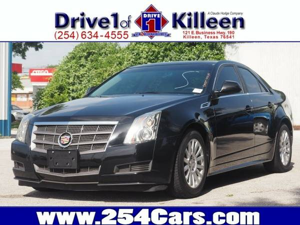 2010 Cadillac CTS 3.0L- Leather, Sunroof, Low Miles!