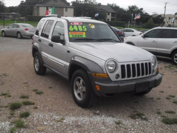 2006 Jeep Liberty Sport HOLIDAY SPECIAL!