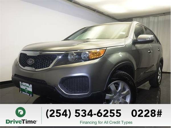 2011 Kia Sorento LX (GRAY) - Beautiful & Clean Title