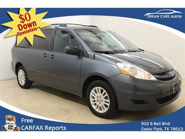 2010 *Toyota Sienna* 4d Wagon LE AWD - GOOD OR BAD CREDIT!