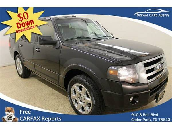 2013 *Ford Expedition 2WD* 4d Wagon Limited - GOOD OR BAD CREDIT!
