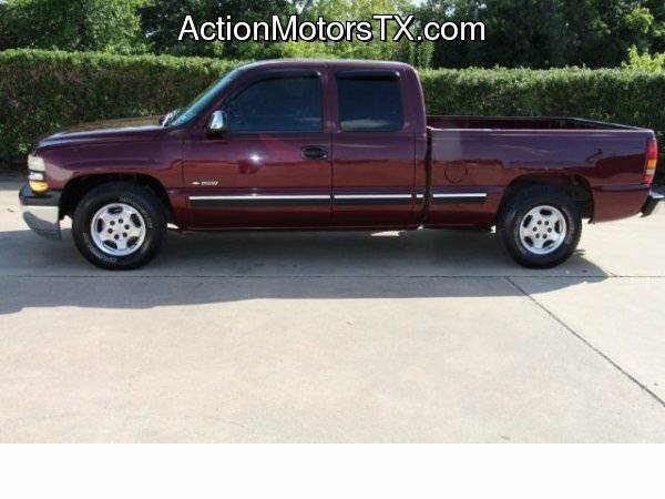 2002 Chevrolet Silverado 1500 LS Easy Financing Guaranteed Approval