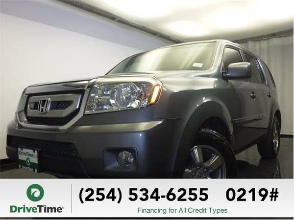 2009 Honda Pilot EX (Sterling Gray Metallic) - Beautiful & Clean Title