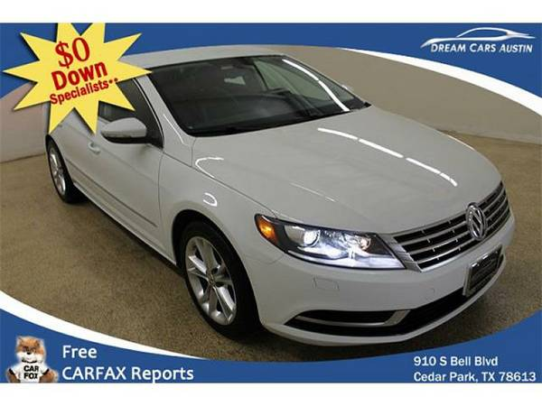 2016 *Volkswagen CC* 4d Sedan Trend Auto - GOOD OR BAD CREDIT!