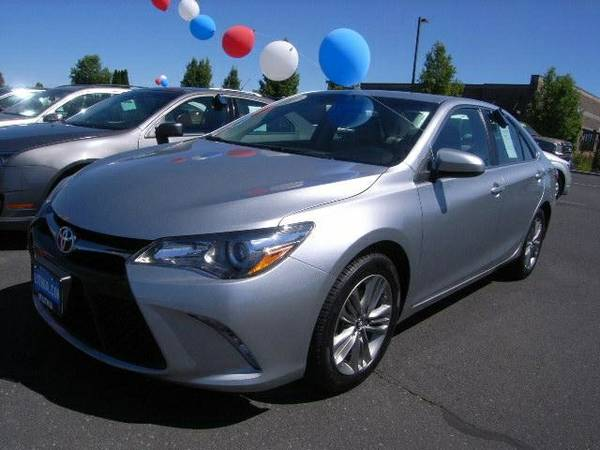 2015 TOYOTA CAMRY LE - Contact Dealer