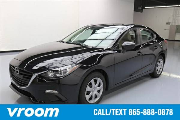 2014 Mazda Mazda3 i Sport 7 DAY RETURN / 3000 CARS IN STOCK