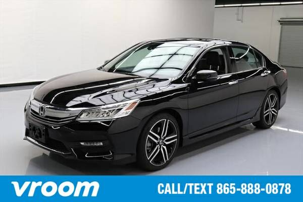 2016 Honda Accord Touring 7 DAY RETURN / 3000 CARS IN STOCK