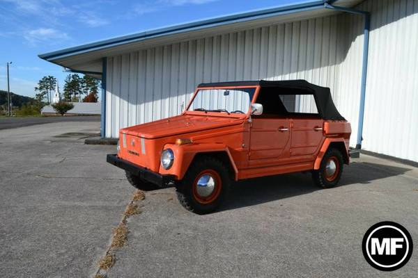 1974 Volkswagen Thing - Call