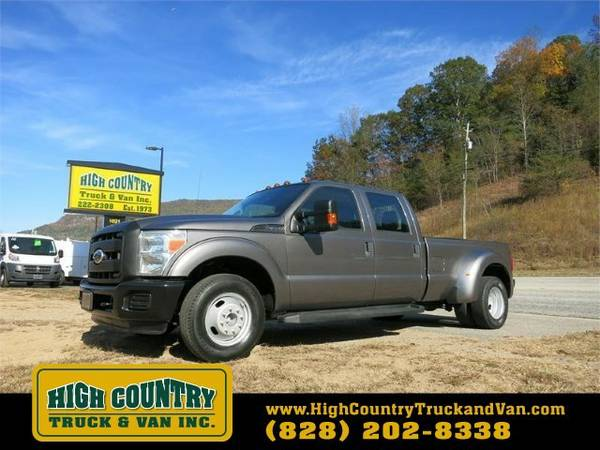 2011 Ford F350 SD XL CREWCAB DUALLY