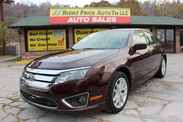 2012 Ford Fusion SEL * NO ACCIDENTS * WE FINANCE *
