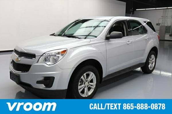 2014 Chevrolet Equinox LS 4dr SUV SUV 7 DAY RETURN / 3000 CARS IN STOC