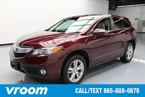 2014 Acura RDX 7 DAY RETURN / 3000 CARS IN STOCK