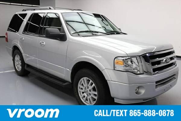 2013 Ford Expedition 7 DAY RETURN / 3000 CARS IN STOCK