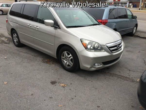 2006 Honda Odyssey Touring 4dr Mini Van