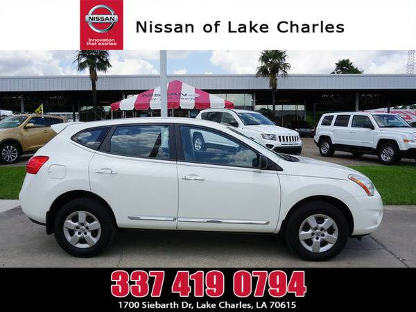 *2013* *Nissan Rogue* ** *Pearl White*