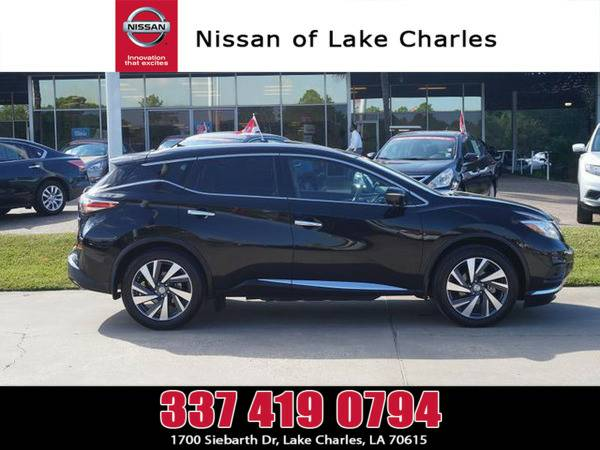 *2015* *Nissan Murano* ** *Magnetic Black Metallic*
