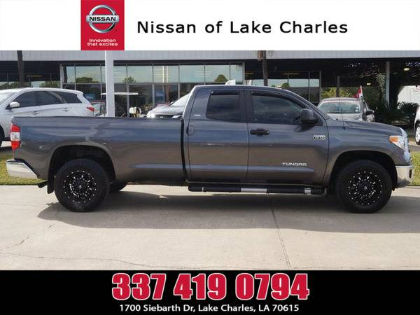 *2014* *Toyota Tundra* ** *Magnetic Gray Metallic*