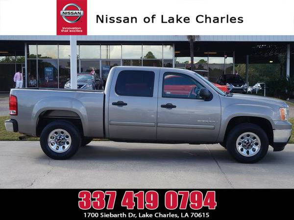 *2009* *GMC Sierra* ** *Steel Gray Metallic*