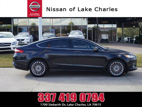 *2015* *Ford Fusion* ** *Black*