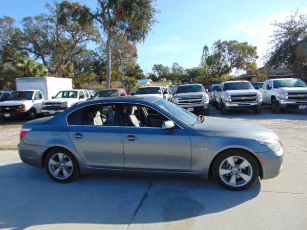 2008 BMW 528I Sedan Low Miles 100% Financing & Leasing Available