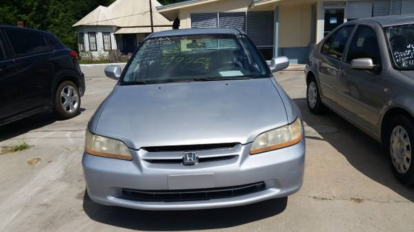 2000 Honda Accord Lx 4cyl auto 4dr $1100dn or a cash bargain