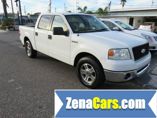 2006 FORD F-150 SUPERCREW WARRANTY INCLUDED