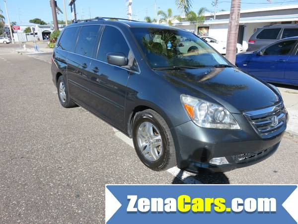 2006 HONDA ODYSSEY TOURING NAVI,REAR TV,BACK UP CAMERA