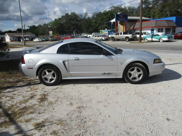 2003 Ford Mustang COLD AC