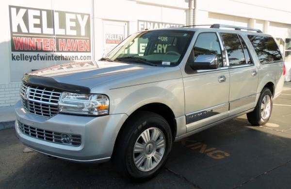 2012 *Lincoln * *Navigator L 3rd Row* 2WD 4dr *76k Miles*