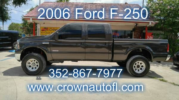 TRUCKS*FORD*F150*F250*F350*POWERSTROKE*4X4*DIESEL