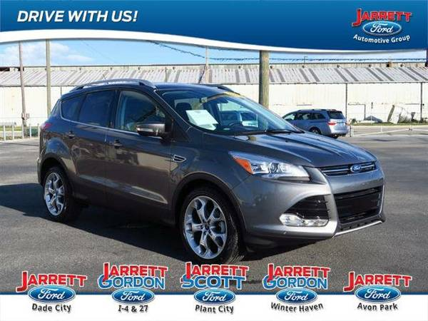 2014 *Ford Escape* TITANM - (Sterling Gray Metallic)