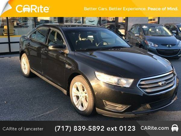 2014 *Ford Taurus* 4dr Sdn SEL FWD (Black)
