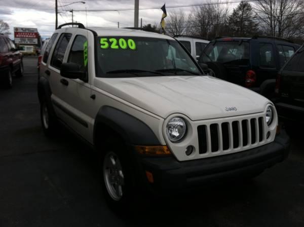 2005 Jeep Liberty 4-Door