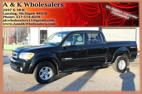 2006 TOYOTA TUNDRA SR5*LOW MILES*QUICKEST FINANCE APPROVALS ANY CREDIT