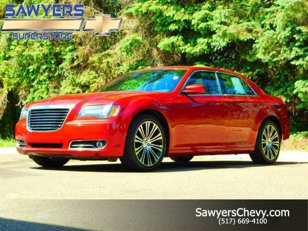 Imported from Detroit - 13 Deep Cherry 300 S *FULLY LOADED* Must See*