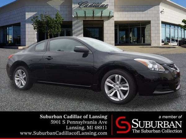 2010 *Nissan Altima* 2.5 S - Nissan Super Black