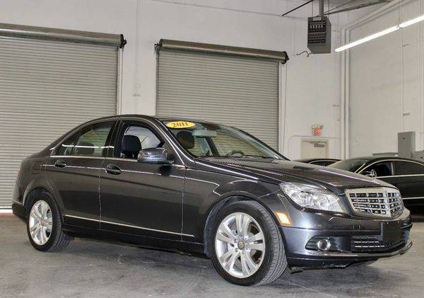 2011 *Mercedes-Benz* *C-Class* 🚗 SALE TODAY !!