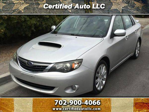 2008 *Subaru* *Impreza* WRX -EZ Finance, Warranty