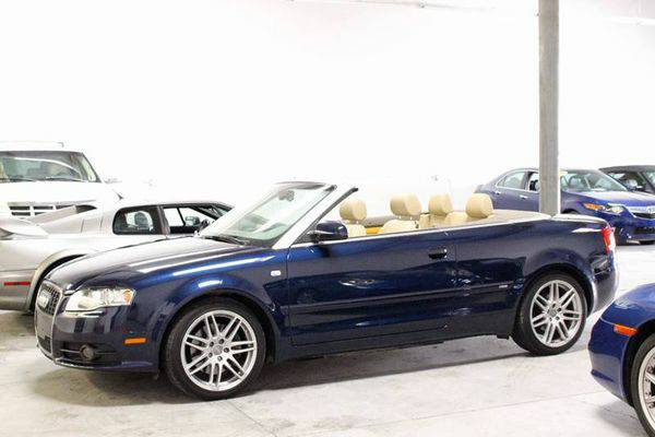 2009 *Audi* *A4* 2.0T quattro AWD 2dr Convertible 6A 🚗 SALE TO