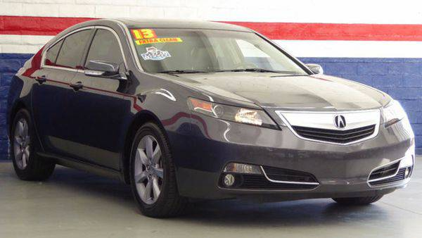 2013 *Acura* *TL* 4dr Sedan Automatic 2WD -📲$995 DOWN DELIVERS