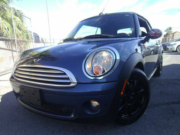 2010 *MINI* *Convertible* CONVERTIBLE -$599 Down