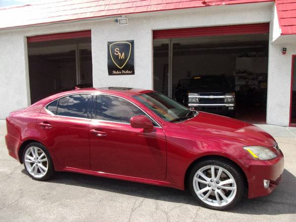 2007 LEXUS IS350 **SALES ALL MONTH LONG!**