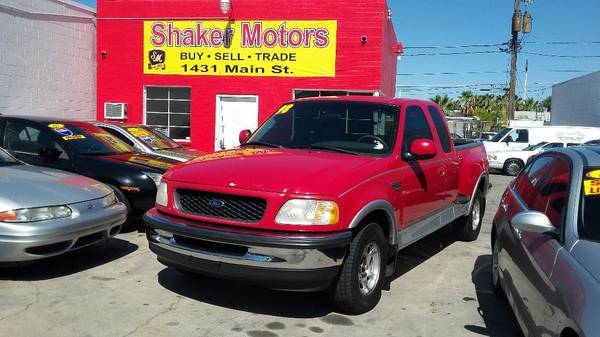 1998 FORD F-150 * EXCELLENT CONDITION***BAD CREDIT?? NO PROBLEM!!