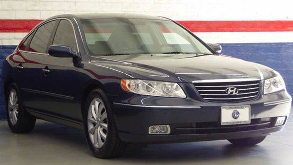 2007 *Hyundai* *Azera* 4dr Sedan 3.8L Limited w/XM -📲$995 DOWN